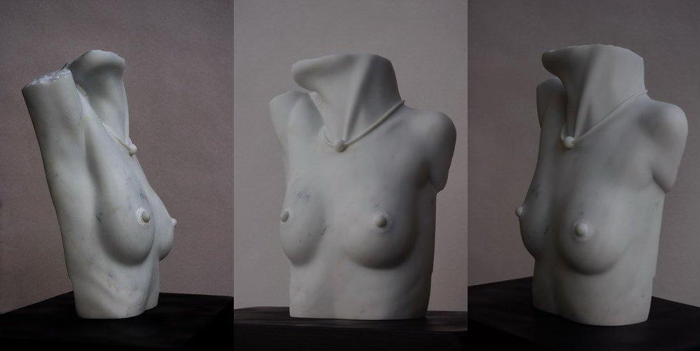 Perlen_Marmorfigur_Reinhold_Bauer