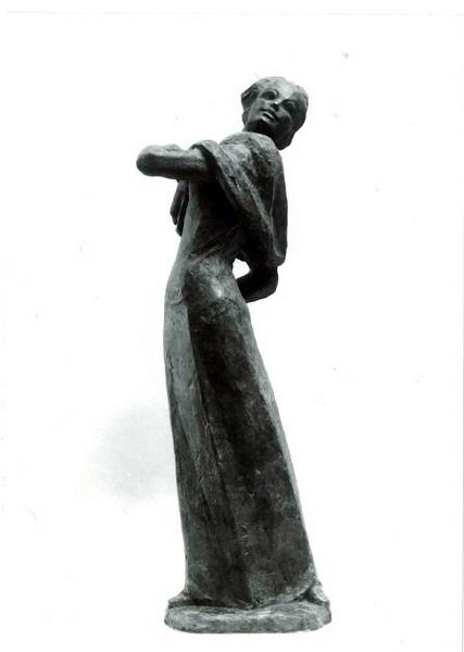 Rauwolf Eitel Bronze 30cm
