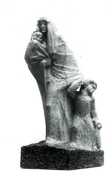 Rauwolf Vertriebendenkmal Stein
